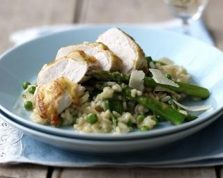 Simple Everyday Risotto
