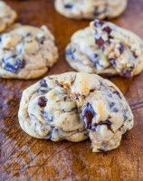 Chocolate Chunk Cookie Dough